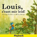 Louis, s'tuet mir leid! (Playback-CD)