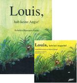 Louis, heb kei Angscht! (Set: Buch, CD und Liederheft)