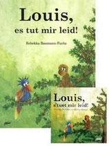 Louis, es tut mir leid! (Set: Buch, CD und Liederheft)