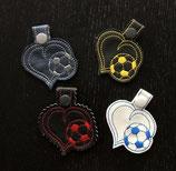 Fußball mit Herz