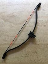 Bogen Cobra R9 90 lbs + 2 Kappen + Sehne +  Ek Archery