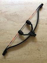 Bogen Cobra RX 130 lbs + 2 Kappen + Sehne + Sehnenstopper Ek Archery