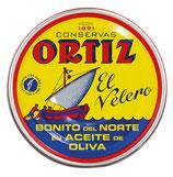 Weißflossen-Thunfisch in Olivenöl von Ortiz