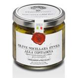 Eingelegte Nocellara Oliven aus Sizilien