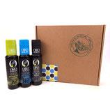 Das kleine Öldorado Olivenöl Tasting Set