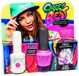 "Gelish + Morgan Taylor ""B-Girl Style"""