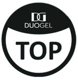 DUOGEL Top Coat / No Cleanse oder Matt
