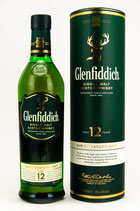 Glenfiddich 12 0,7l, 40,0%