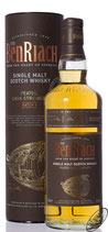 BenRiach  Peated Cask Strength Batch 1 0,7l, 56,0%