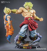 Broly – Legendary Super Saiyan HQS+ by TSUME