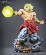 "Broly – Legendary Super Saiyan ""King of Destruction"" ver. HQS+ by TSUME ART - LED Version"