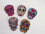 Patches - Skull in verschiedenen Design