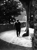 Jan Lauschmann - Ohne Titel (alter Mann), 1928