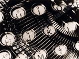 Ladislav Emil Berka - Schreibmaschine