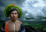 Bepkororoti. Owner of Storms, Kayapó Culture, Brazil, 2006