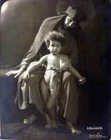 František Drtikol - Madonna, 1919