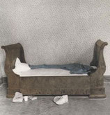Suzanne Pastor - The bed, 7 rue Balechou, Arles, 1981