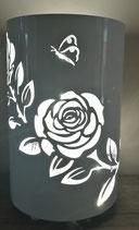 """Windlicht """"Rose"""""""