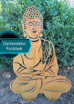 "Gartenstecker ""Buddha"""