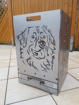 Feuerkorb Berner-Sennenhund