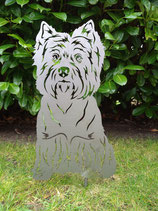 "Figur ""West Highland Terrier"""