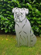 Figur engl. Bulldogge