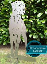 """Gartenfigur """"Deutsche Dogge"""" Höhe ca 80 cm"""