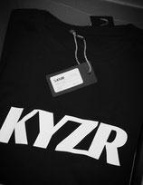 KYZR Shirt - TJ Black // 100% Bio-Baumwolle