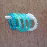Élastiques spirales