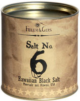 Salt No. 6. Hawaiian Black Salt.