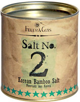 Salt No. 2. Korean Bamboo Salt.