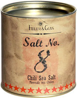 Salt No. 8. Chili Sea Salt.