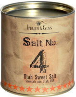 Salt No. 4. Utah Sweet Salt.