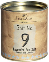 Salt No. 9. Lavender Sea Salt.