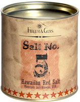 Salt No. 5. Hawaiian Red Salt.
