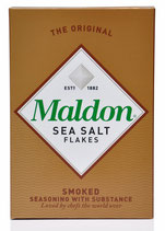 Maldon Sea Salt Flakes Rauchsalz
