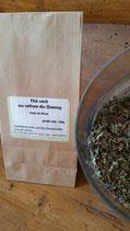 Thé vert au safran