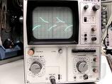 HAMEG HM 312 MESSGERÄT Oszillograph Oscilloscope 0 - 15 MHz ~ 1974 ...