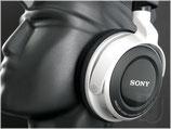 Kopfhörer Headphones SONY  MDR-RF 800 Funkkopfhörer ~2007...