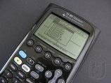 Texas Instruments TI-89 Titanium Taschenrechner ~2015 ...