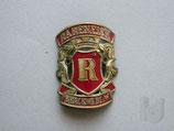 FAHRRAD OLDTIMER Emblem Steuerkopf Schild RABENEICK Brackwede Original ~1930-1950 ...