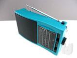 RADIO GRUNDIG prima boy 75k Cyan Blau ~ 1980 ...
