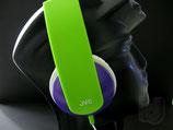 Kopfhörer Headphones JVC HA-KD5 3,5 Klinke/Jack ~2019 ...