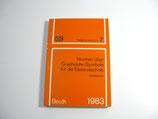 DIN Taschenbuch Normen über Graphische Symbole Elektrotechnik 1983 ...