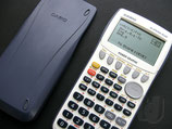 Casio FX-9750GA Plus TASCHENRECHNER CALCULATOR wissenschaftlicher Taschenrechner  ~2015...