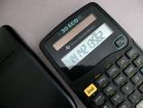 Texas Instruments TI-30ECO RS Taschenrechner Solar Calculator ~2005...