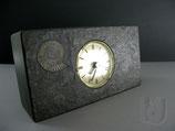 Kienzle Chronoquarz & Ammonit Urwelt Schiefer Holzmaden ~ 1980...