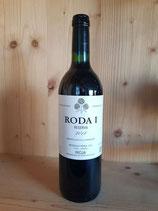 Roda I Reserva 2014 – 88% Tempranillo, 12% Graciano 0,75l