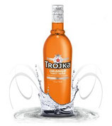 TROJKA Vodka ORANGE