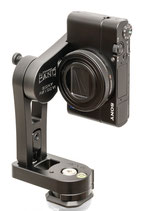 pocketPANO COMPACT nodal head for Sony RX100 VI & VII